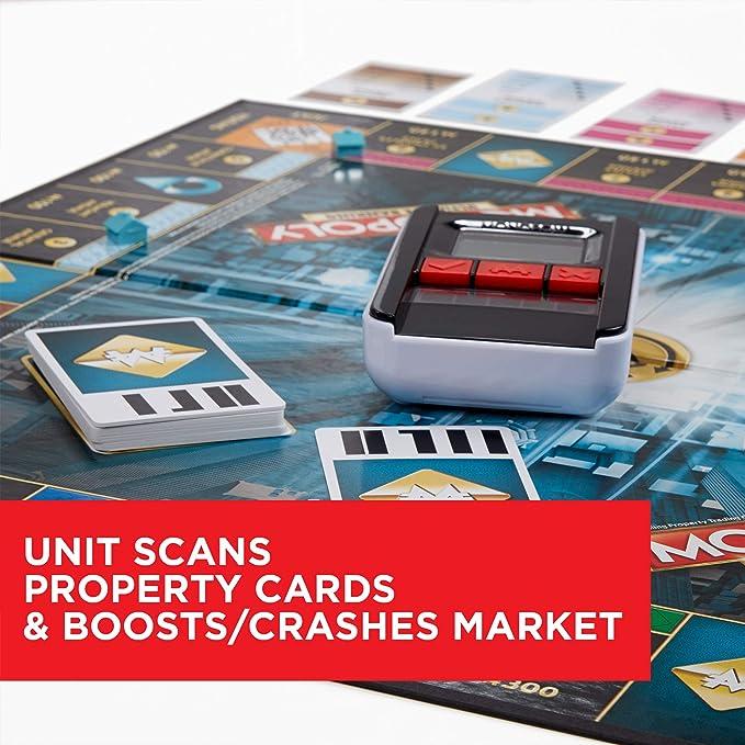 Hasbro Monopolio Juego bancario: Ultimate Edition: Amazon.es: Juguetes y juegos