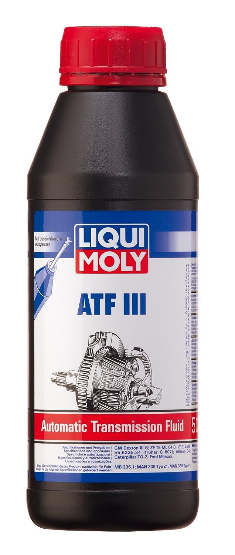 Liqui Moly 1405 ATF III Automatic Transmission Fluid 1043