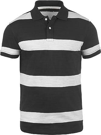 BLEND Fritz - camiseta Polo para hombre: Amazon.es: Ropa y accesorios