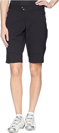 Pearl iZUMi W Summit Shorts, Black, 6