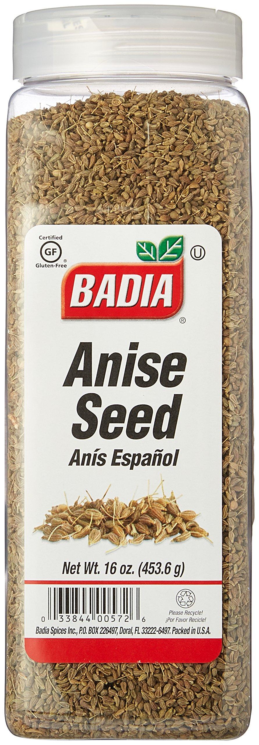 Badia Anise Seed Whole 16 oz Pack of 2