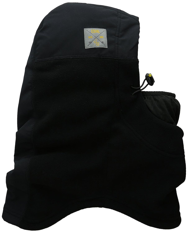 Coal Men's Fleece Hood Se Balaclava Black One Size Coal Young Men' s 2223