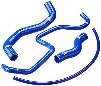 Samco Sport TCS216/C BLUE Mangeras de Refrigeración, 4 Piezas: Amazon.es: Coche y moto