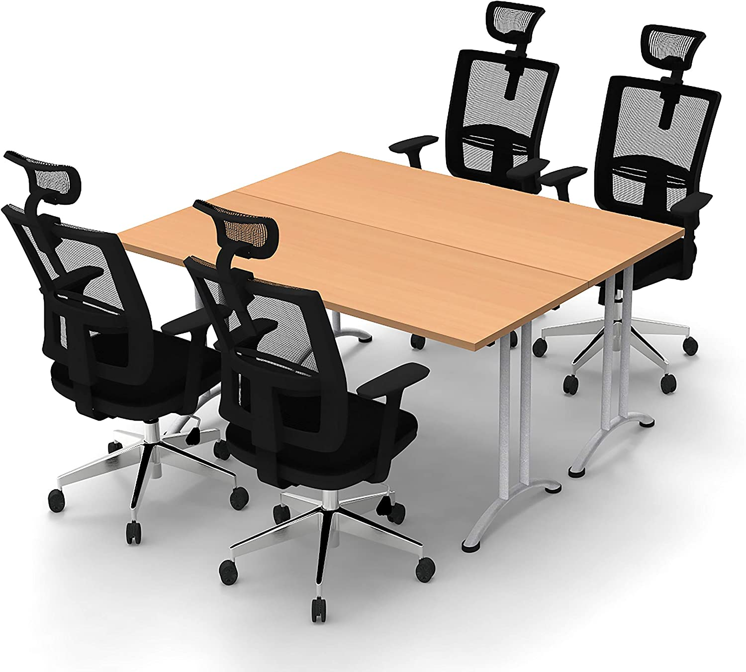 Amazon.com : Conference Tables Meeting Tables Seminar Tables