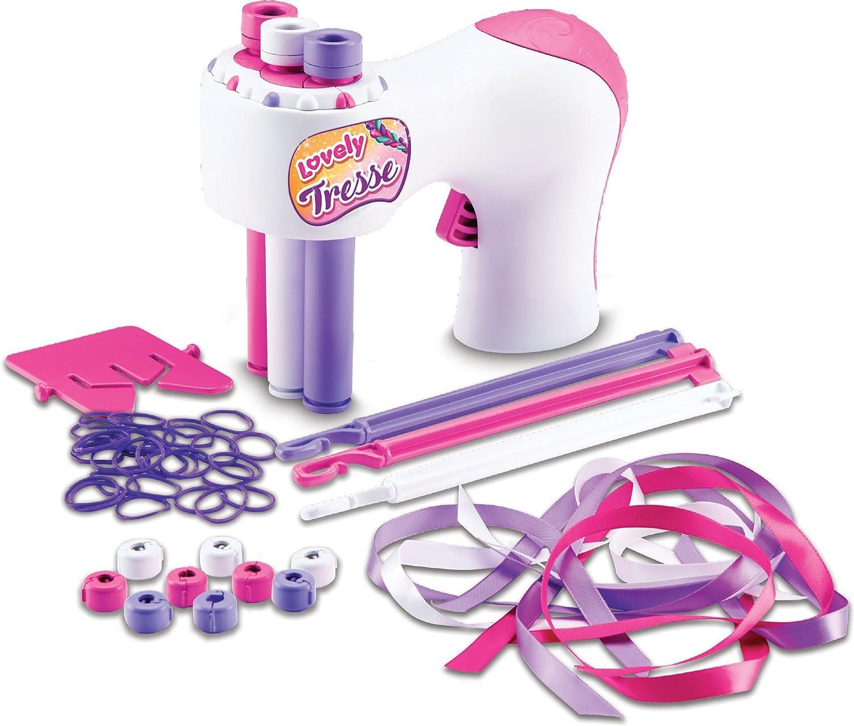 Amazon.es: IMC Toys IMC Toys-96073 Lovely Tresse Trenza-Decora Pelo Distribución 96073