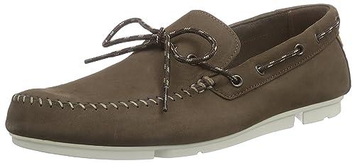 Clarks Trimocc Edge - Mocasines, Hombre, Color Marrón, Talla 40: Amazon.es: Zapatos y complementos