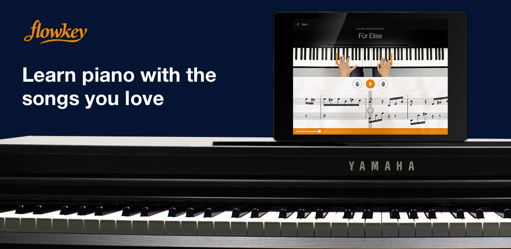 Amazon Com Flowkey Learn Piano Appstore For Android