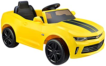 Kid Motorz 902 6V Racing Camaro Rs One Seater Ride On Toy, 45 27
