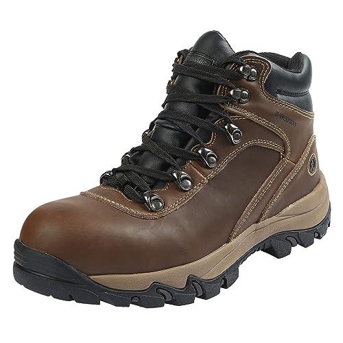 d82ed541e7b Northside Mens Apex Mid Hiker Leather Waterproof Hiking Boot