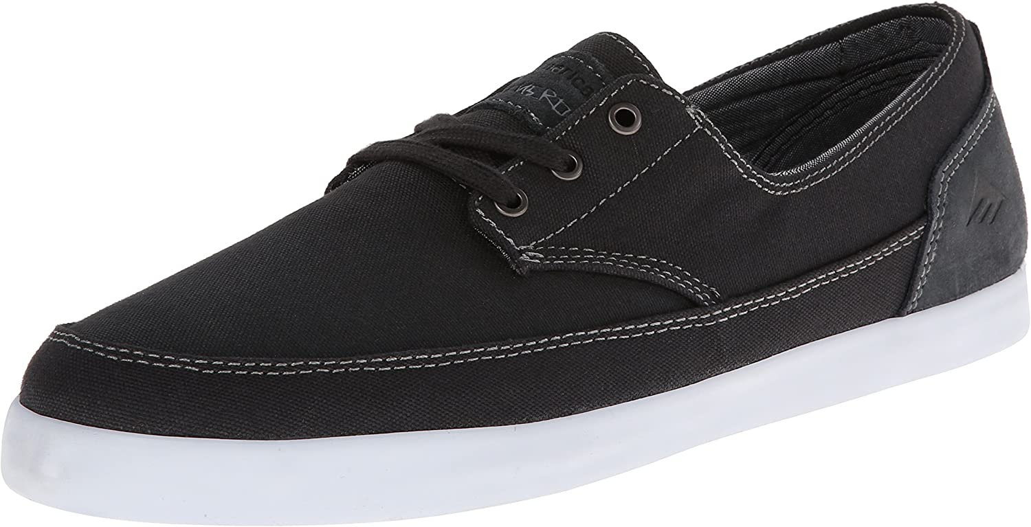 Emerica Men s Troubadour Low Skateboarding Shoe