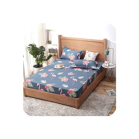 Amazon.com: Funda de colchón transpirable para cama de niño ...