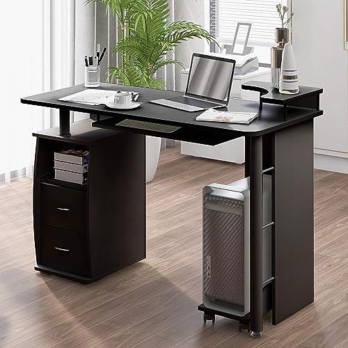 Best modern office desk: Binrrio Computer Desk