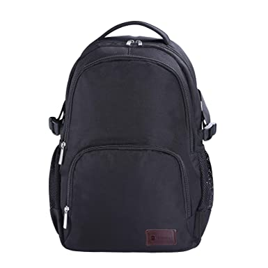 8d4293a750 Image Unavailable. Image not available for. Color  Makimoo Laptop Travel  Backpack College School Student Bookbag ...