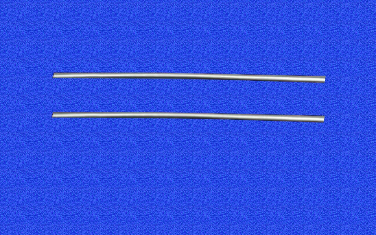 """9999 Pure Silver Wire 14 Gauge - 2-6"""" Pieces for Making Colloidal Silver"""