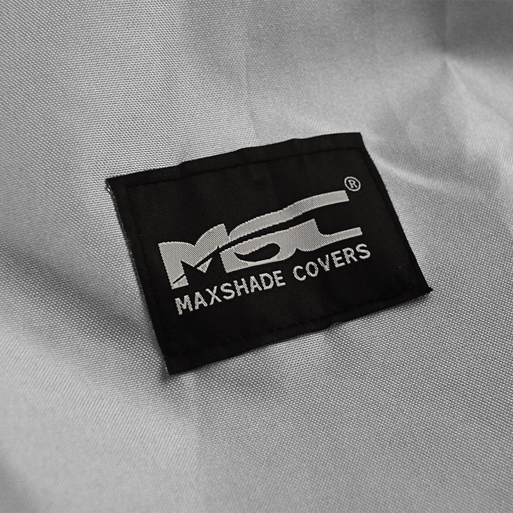 Color Grey,Pacific Blue,Beige Available MSC Trailerable Pontoon Boat Cover 300D UV,Mainre Grade