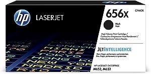 HP 656X | CF460X | Toner Cartridge | Black | High Yield
