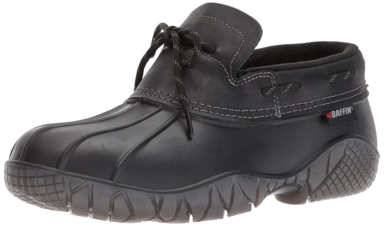 Baffin Men's Ontario Rain Boots Black 11 M US Baffin Mens LAKEM003