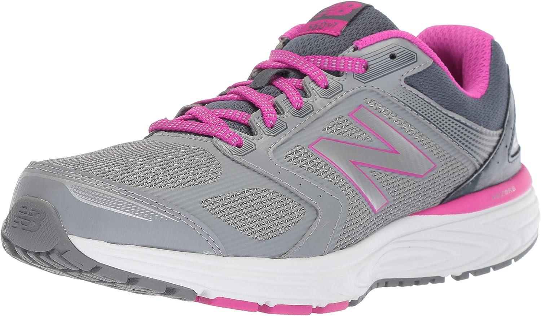 New Balance Women's Long-awaited W560v7 Cushioning Running Shoe free shipping