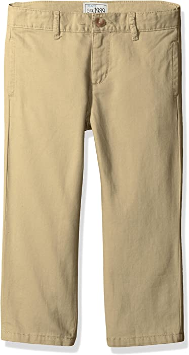 a445a95dd898b Amazon.com  The Children s Place Boys Slim Size Uniform Chino Pants ...