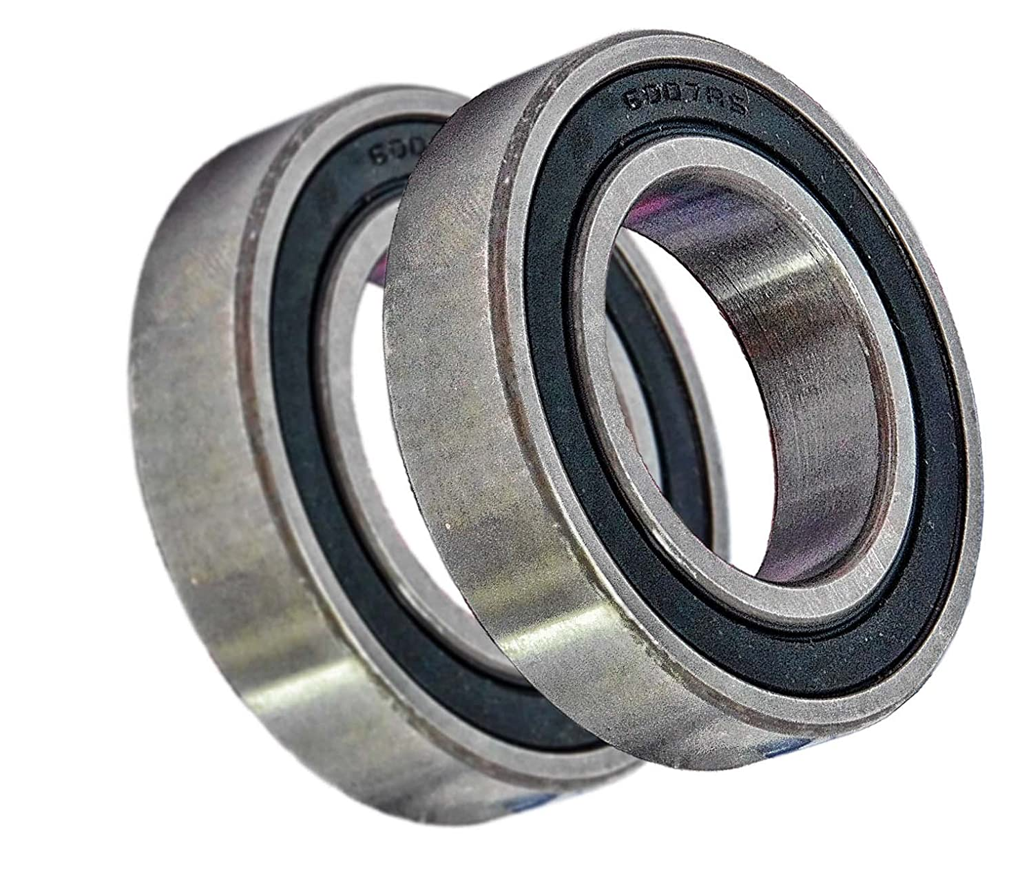 2 Bearing 6007-2RS 35x62x14 Sealed Ball Bearings
