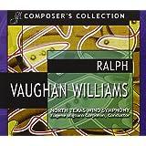 レイフ・ヴォーン・ウィリアムズ作品集 Ralph Vaughan Williams - Composer's Collection