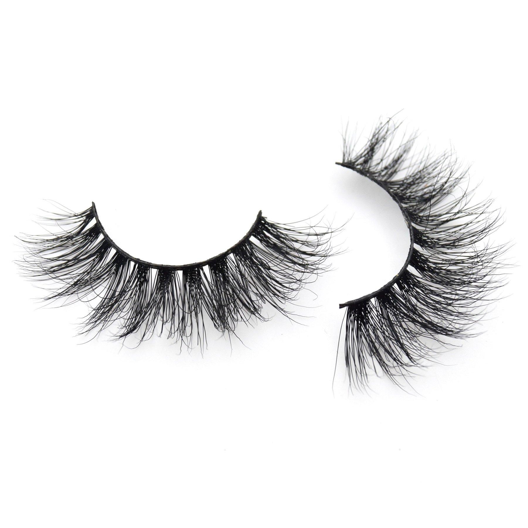 efddd88a81c Amazon.com : Visofree Lashes High Volume 3D Mink Lashes Reusable Dramatic  Eyelashes/False Eyelashes : Beauty