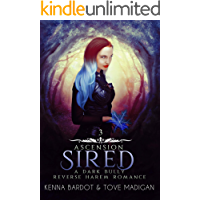 Sired: A Dark Reverse Harem Romance (Ascension Book 3)