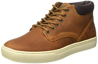 436028c043d2c Timberland Mens Adventure 2.0 Cupsole Leather Glazed Ginger Shoes 7.5 US