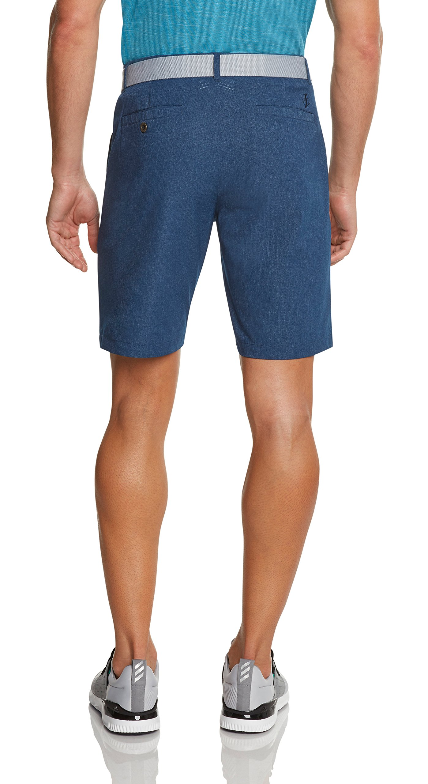 Jolt Gear Dry Fit Golf Shorts for Men – Casual Mens Shorts Moisture Wicking - Men's Chino Shorts with Elastic Waistband by Jolt Gear (Image #3)