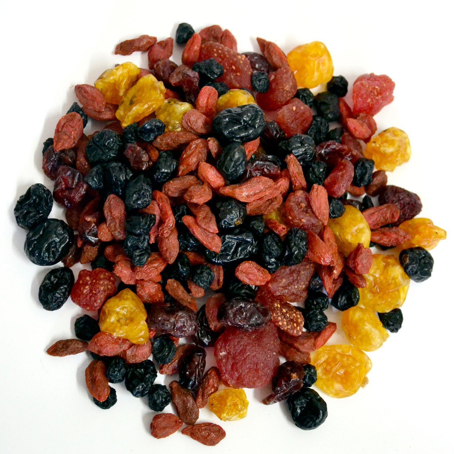 Leeve Multi - Mixed Dried Berries - 200 Gms by Leeve Dry Fruits