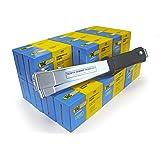 Tacwise A11 - Grapadora de martillo para grapas de 140 mas 15 cajas de 5000 grapas 140-8mm