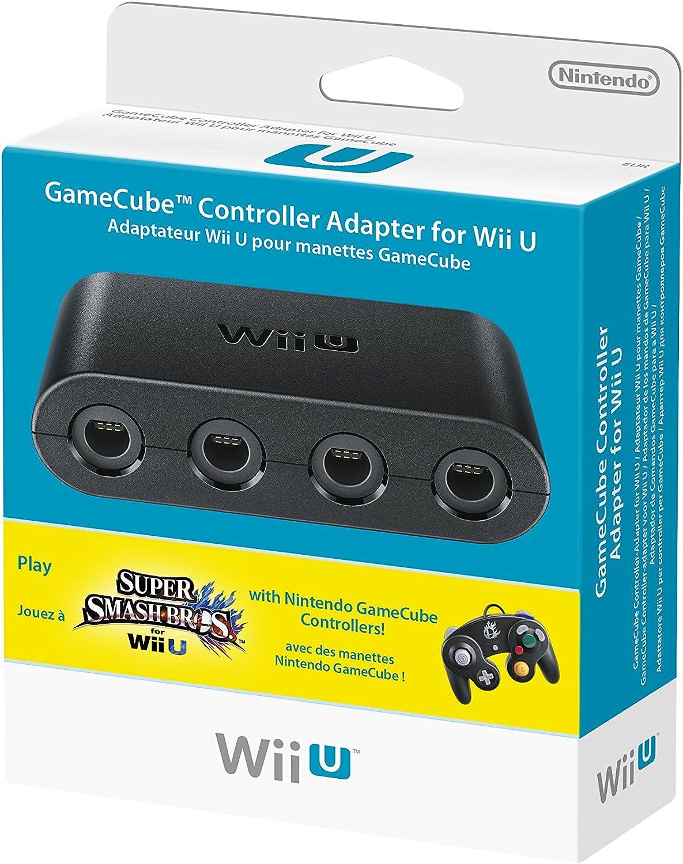 Nintendo - Adaptador GameCube Controller (Wii U): Amazon.es: Videojuegos