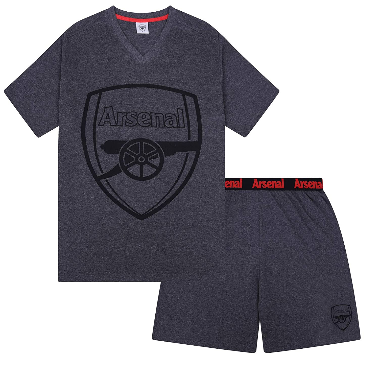 Arsenal Football Club Official Soccer Gift Mens Lounge Pants Pajama Bottoms