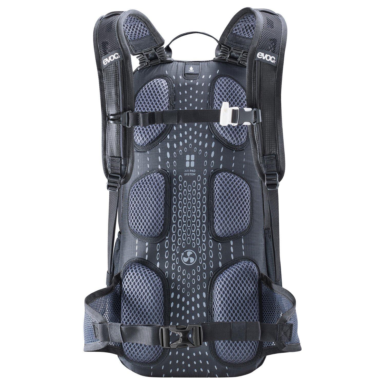 44 cm evoc CC Bike Backpack Black 6 Liters