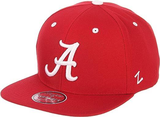 NCAA Zephyr Purdue Boilermakers Mens Z11 Snapback Hat Adjustable Team Color
