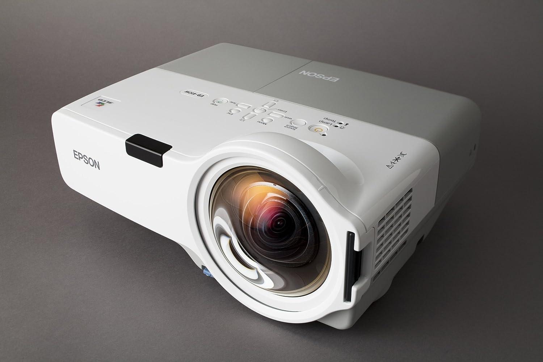Epson EB-410W - Proyector (2000 lúmenes ANSI, LCD, WXGA ...