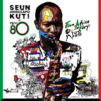 Seun Kuti - From Africa With Fury: Rise - Amazon.com Music