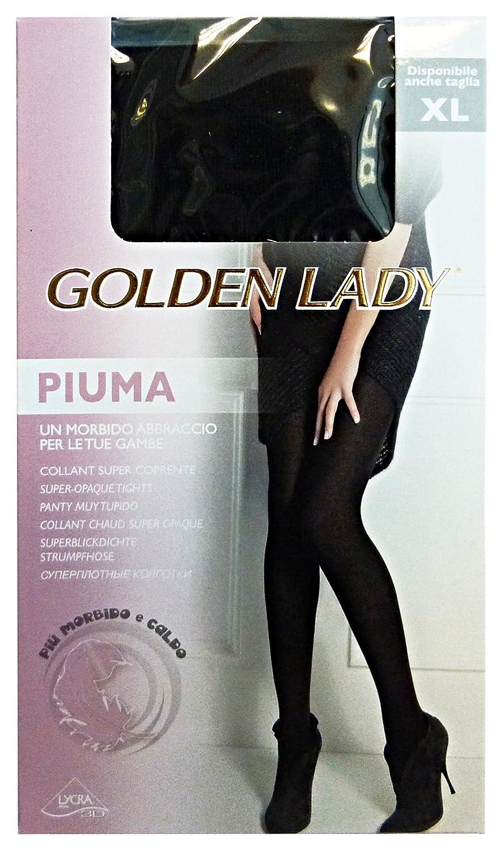 GOLDEN LADY PIUMA COLLANT DONNA SUPER COPRENTE MORBIDO E CALDO MADE IN ITALY