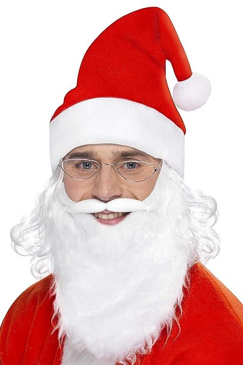 Mens Christmas Mankini Costume Fancy Dress Stag Santa mankini