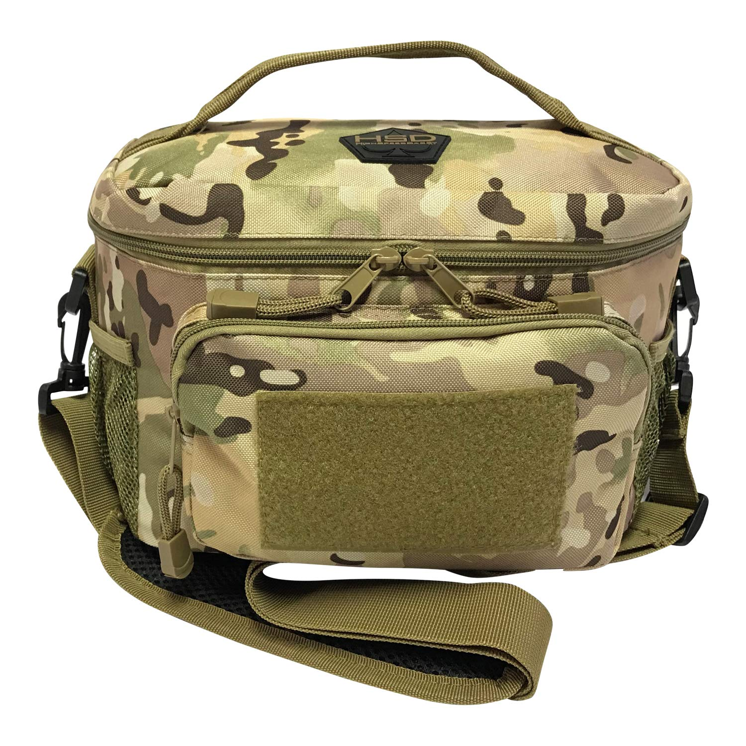 bba011508401 Amazon.com  HSD Tactical Lunch Bag - Insulated Cooler