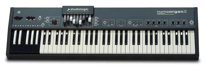 Studiologic NUMA-ORGAN-2 73-Key Integrated Digital Organ with Reversed  Octave Midi Controller