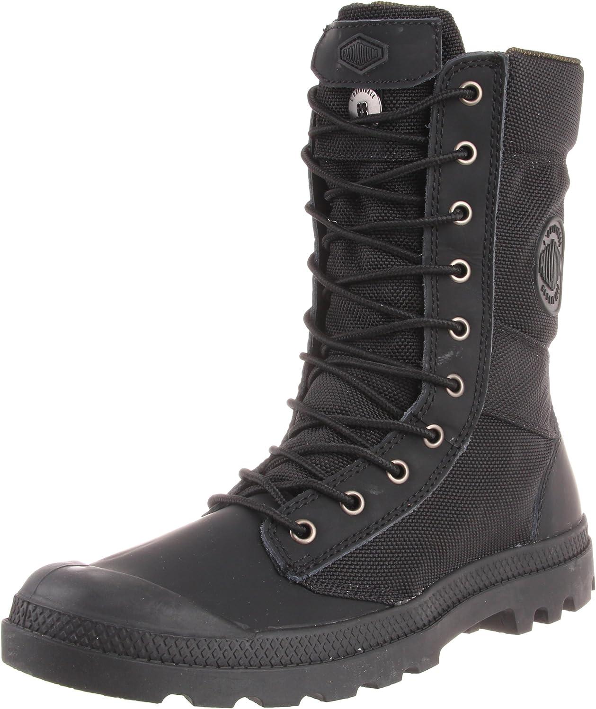 Palladium Mens Combat Boots Ankle