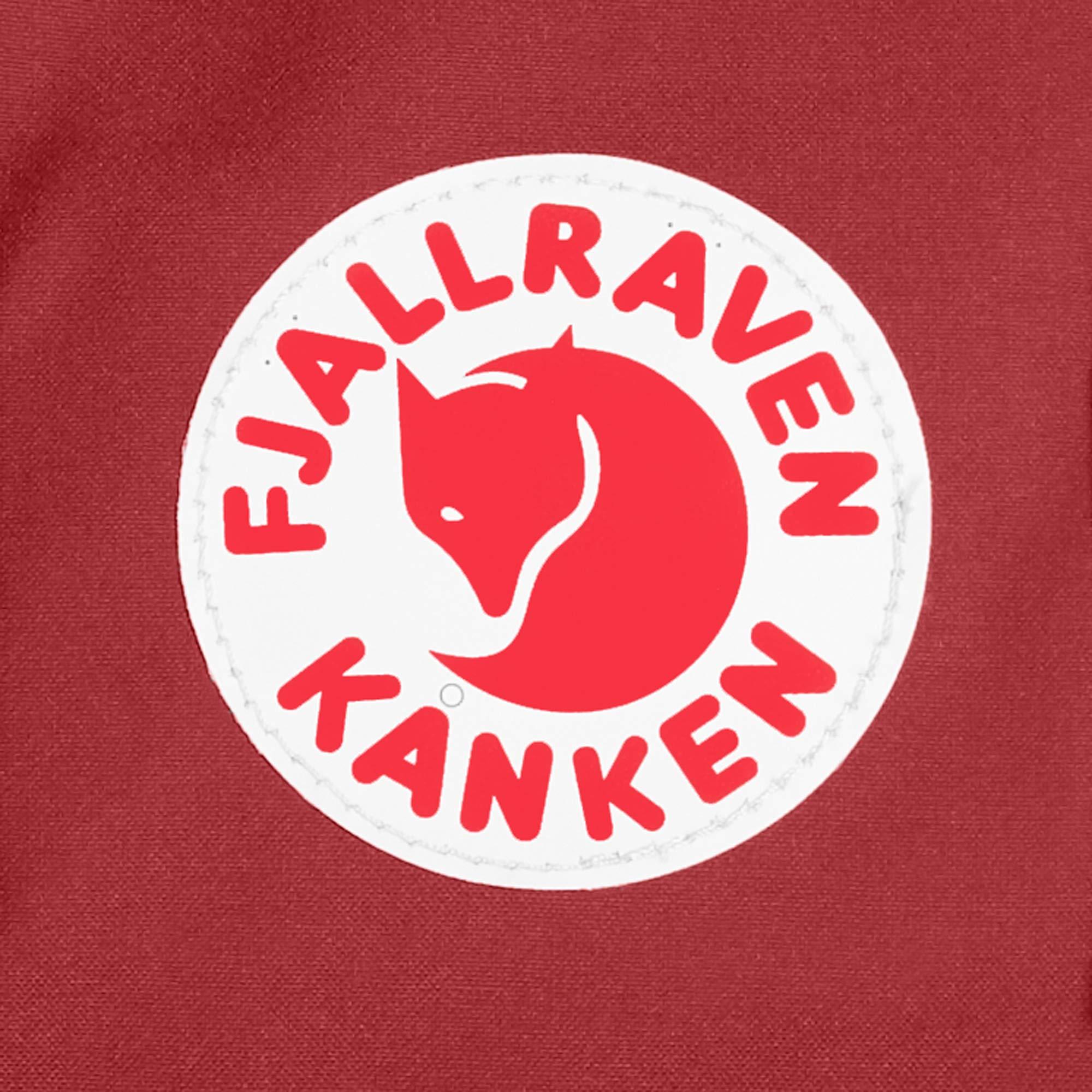 Fjallraven - Kanken Classic Backpack for Everyday, Deep Red by Fjallraven (Image #8)