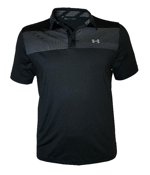 fbce399d0 Amazon.com: Under Armour Men's HeatGear Polo Shirt: Shoes