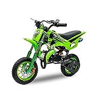 Dirt Bike DS67 de 49cc, con ruedas