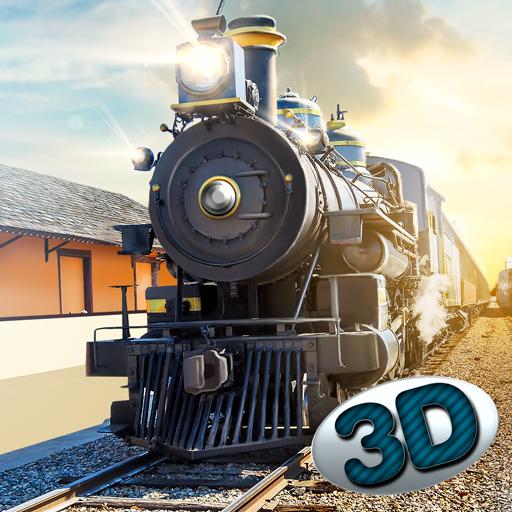 (Wild Western Train Driver Simulator)