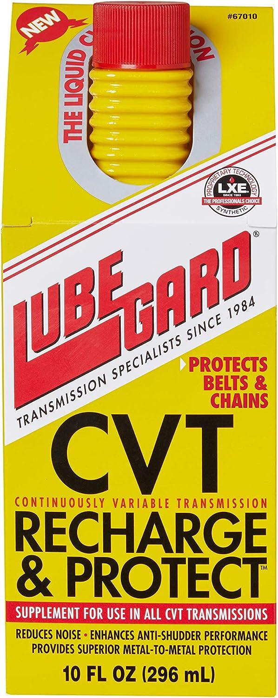 Lubegard 67010 CVT Recharge & Protect