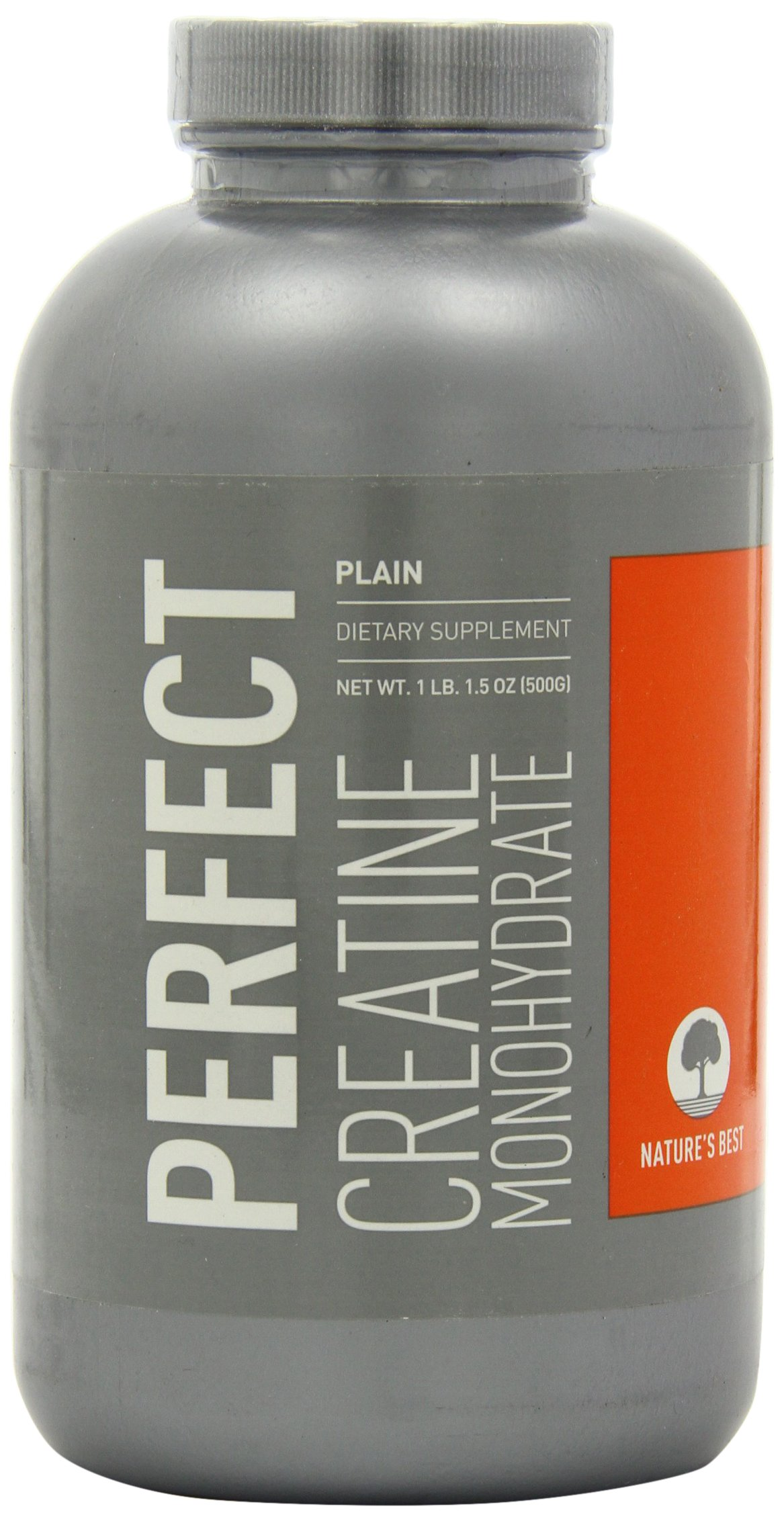 Natures Best Perfect Creatine Monohydrate Powder, 1LB. 17.5 OZ(500G)