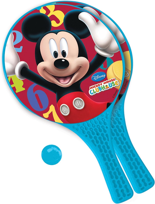 Mickey Mouse Juego de Palas de Playa con Pelota (Mondo 15912): Amazon.es: Juguetes y juegos