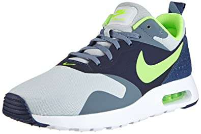new concept 49348 4a3f2 Nike Air Max Tavas, Unisex-Erwachsene Sneakers,Mehrfarbig (Grey MistFlash